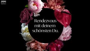 Videoposter Blumenkreis